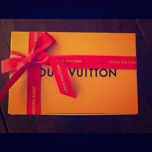 Louis Vuitton Gift Box